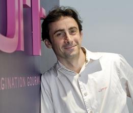 Jean-François Foucher, chef pâtissier à Cherbourg