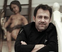 Michel Sarran, chef du restaurant Michel Sarran à Toulouse