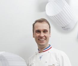Nicolas Cloiseau, chef chocolatier de La Maison du Chocolat