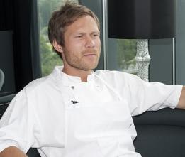 Rasmus Kofoed, chef danois du Geranium