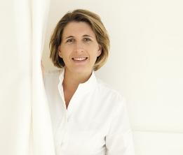 Stéphanie Le Quellec, chef de restaurant La Scène à l'Hôtel Prince de Galles