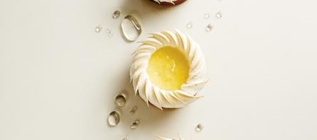 Tarte citron vert par Cédric Grolet