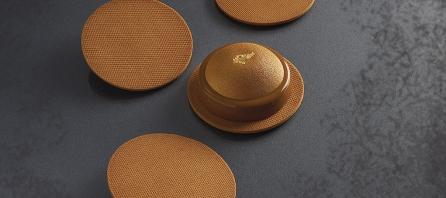 Tartelette caramel par Guillaume Pigot