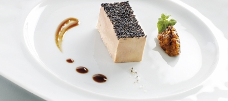 Lingot de foie gras par Philippe Bohrer