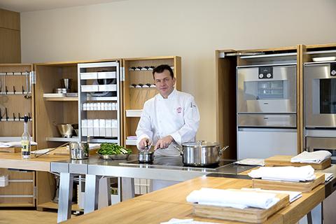 Les Cours De Cuisine Du Chef Nicolas Masse Thuries Gastronomie