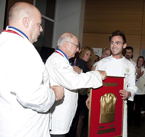 Concours de l 39 acad mie nationale de cuisine thuri s for Academie nationale de cuisine