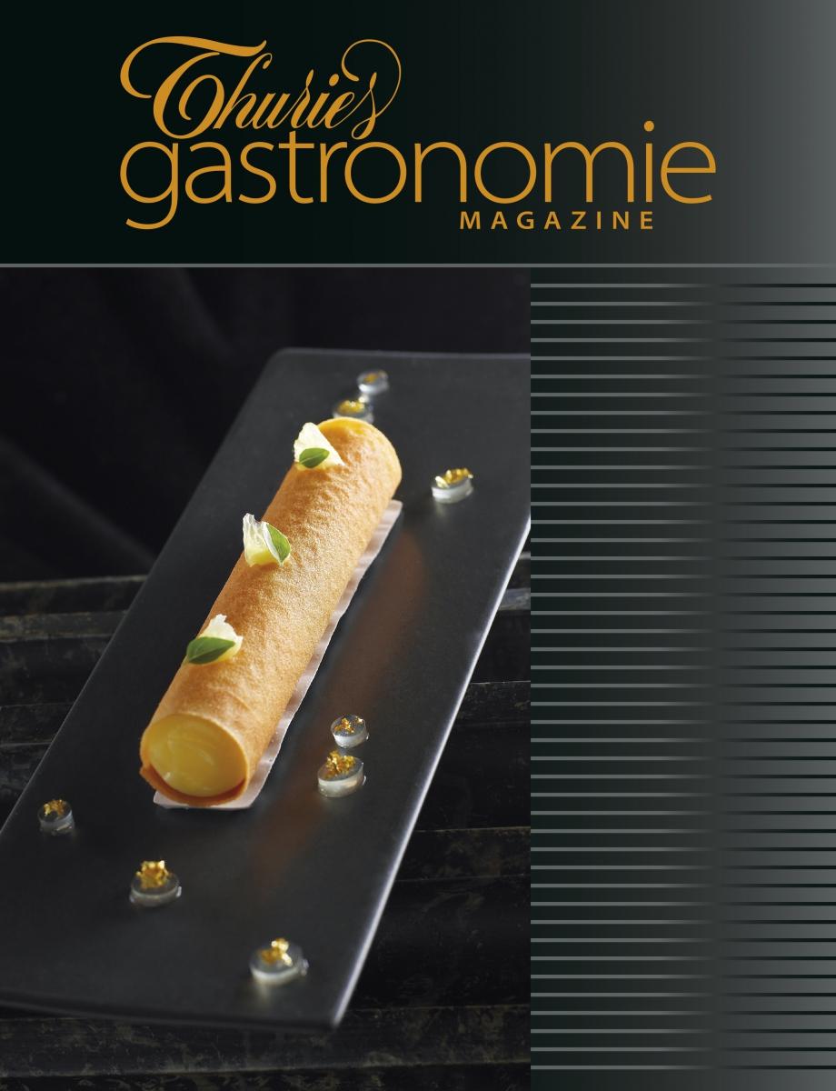 Thuri s gastronomie magazine 216 thuri s gastronomie for Logiciel de cuisine professionnel
