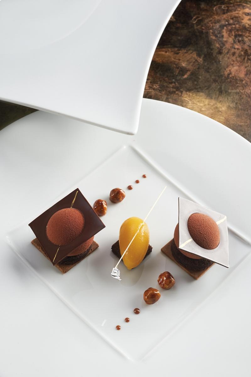 Cake Design Chocolat Passion